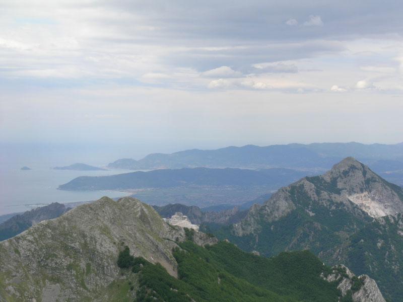 Tour delle Alpi Apuane 1-4 giugno 2006 175