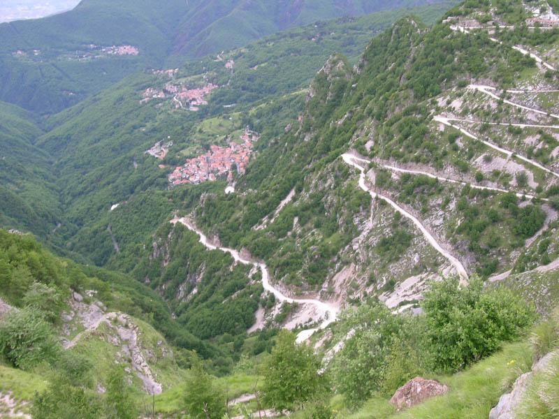 Tour delle Alpi Apuane 1-4 giugno 2006 190